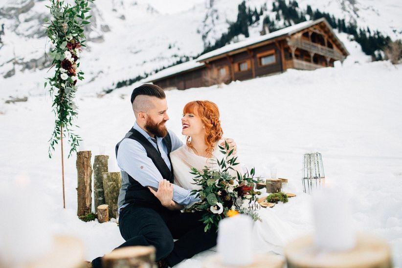 mariage-hipster-neige-la-clusaz-loovera-
