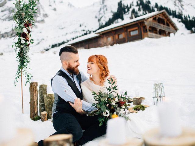 30 idées déco pour les mariages d'hiver