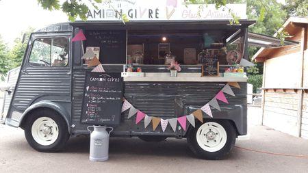 Des food-trucks in�dits pour animer votre mariage