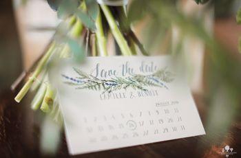 5 idées de save the date