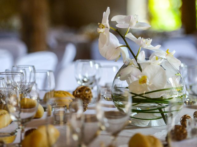 10 idées de décoration de mariage avec des orchidées