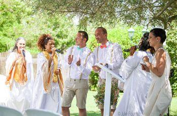 25 chansons de gospel pour votre cérémonie de mariage