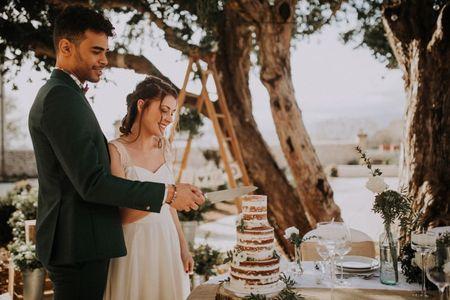 Wedding Cake : 8 tendances 2018 en matière de dessert de mariage