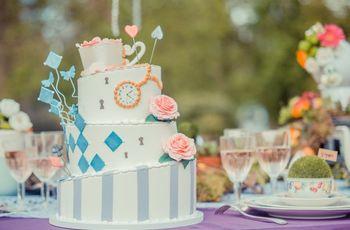 Les 50 gâteaux de mariage les plus originaux