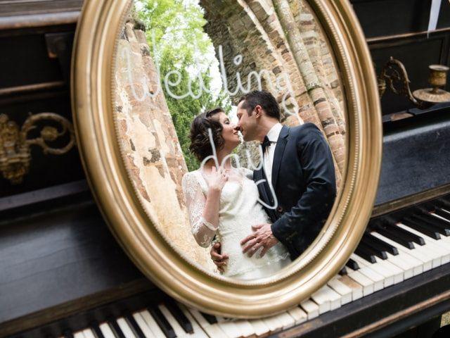 Des miroirs pour sublimer votre décoration de mariage