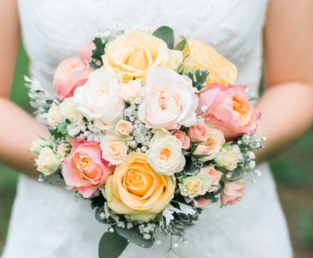 5 conseils à adopter pour que votre bouquet de mariée garde toute sa fraîcheur !
