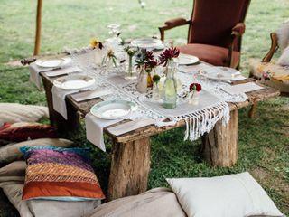 Mariage bohème : une décoration réussie en 4 éléments clés