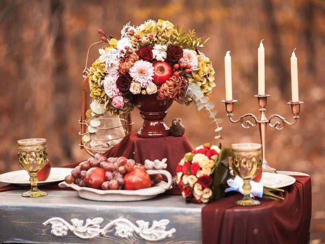 35 idées de déco pour un mariage baroque