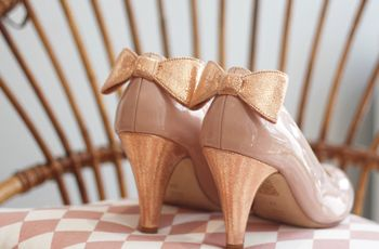 Chaussures de mariée 2018 : 55 modèles tendances pour votre grand jour