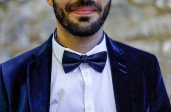 Mariage en hiver : 10 costumes de marié en velours