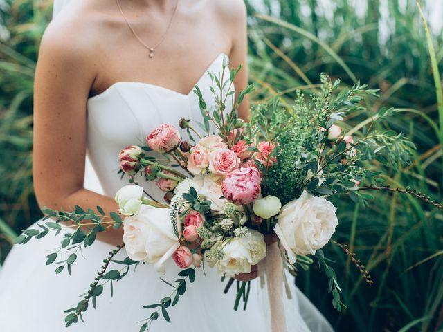 50 bouquets champêtres pour votre look de mariée