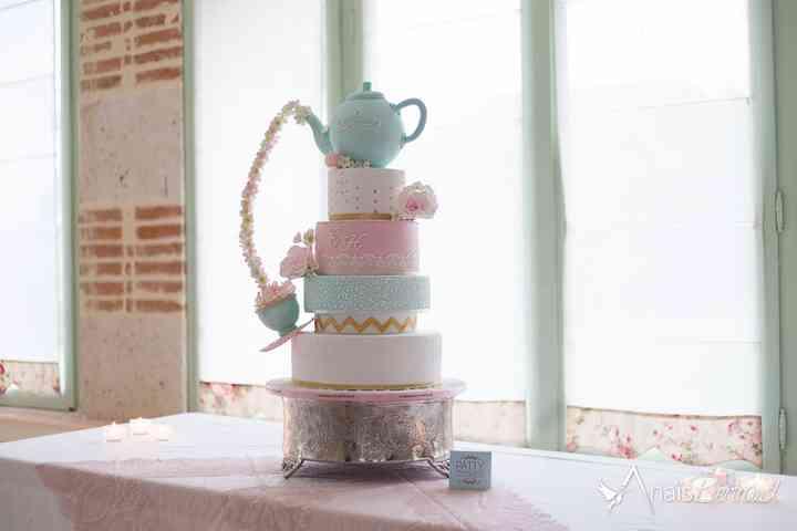 Un gâteau pour tous les goûts by Patty Manquest