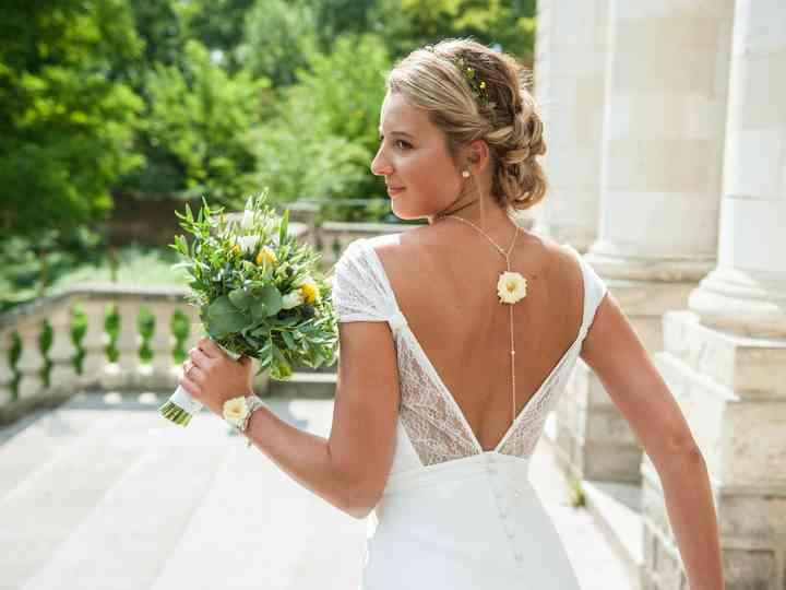20 bijoux de dos pour les mariées