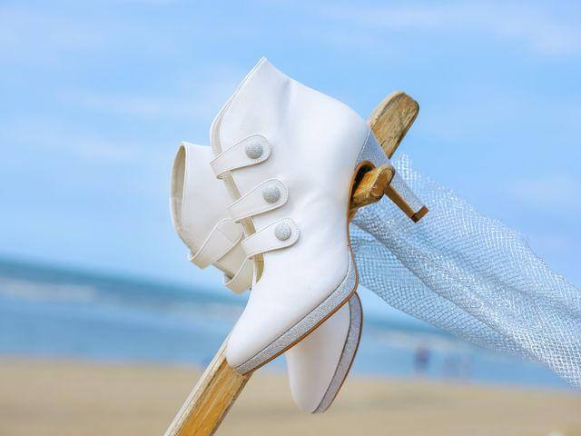 Les bottines de la mariée : 25 modèles variés