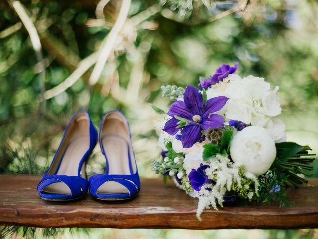 Champêtre, pastel, séché : les bouquets de mariée tendances du printemps 2019