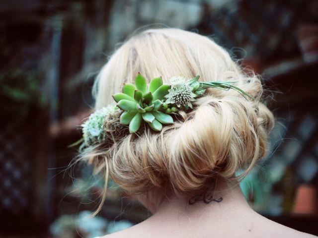 Pour un mariage succulent, place aux plantes grasses !