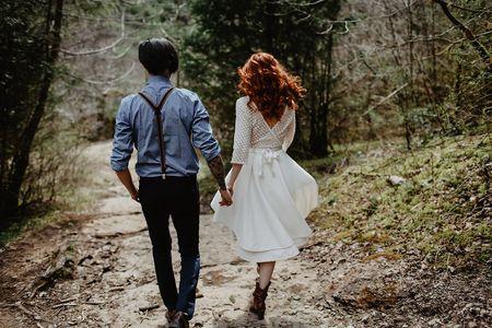 5 looks pour votre séance photo pré-mariage