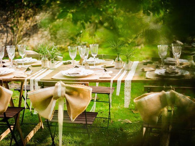 Esprit botanique : les plantes à l'honneur de votre décoration de mariage !