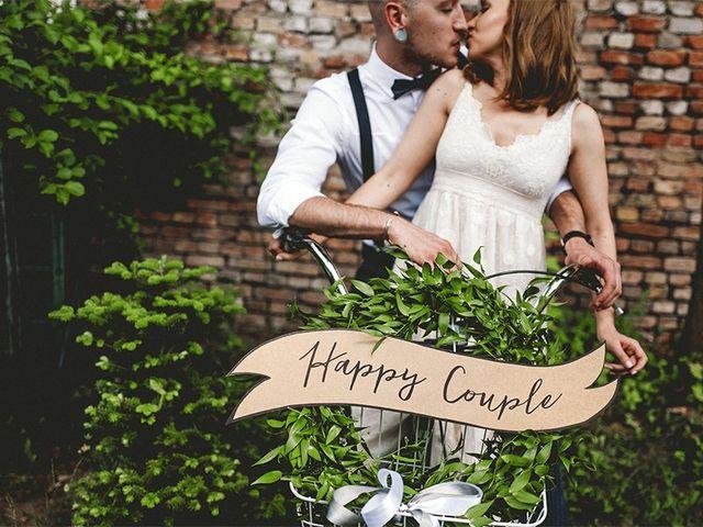 Heureux ? Dites-le ! 25 petits mots sur le bonheur dans votre déco de mariage