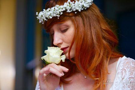 Pour ou contre les fleurs artificielles pour votre décoration de mariage ?