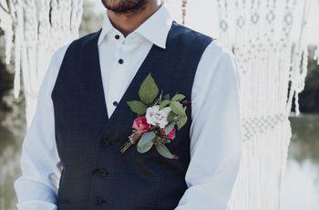 Boutonnière du marié : d'où vient cette tradition ?