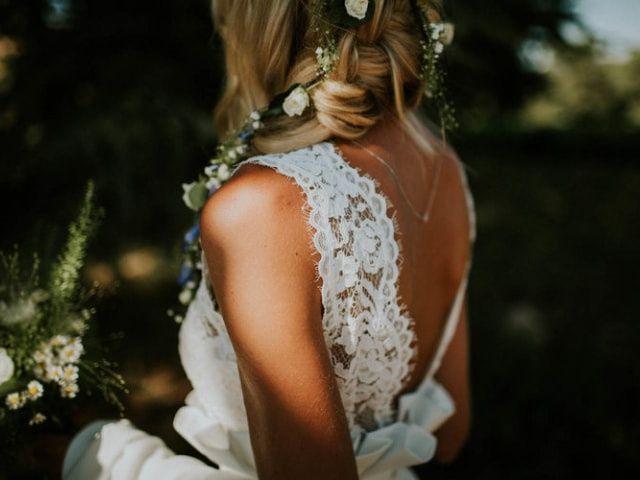 40 coiffures pour mariée bohème : à vous le charme de la liberté !