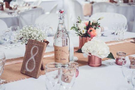 9 accessoires malins pour le banquet de mariage : il fallait y penser !