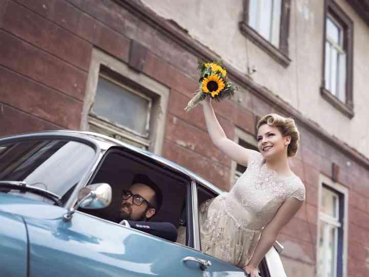 6 véhicules pour conduire et mettre en valeur la mariée