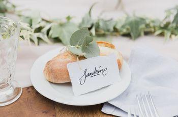 Faut-il faire attention au gluten dans son menu de mariage?