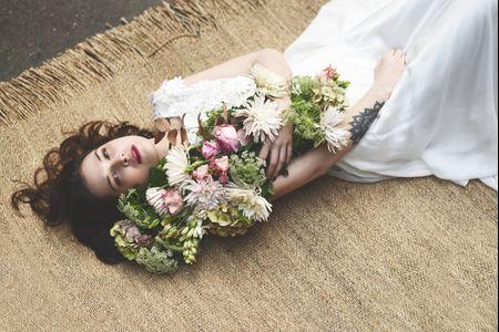 4 idées originales pour les fleurs du mariage : ne passez pas à côté des tendances !
