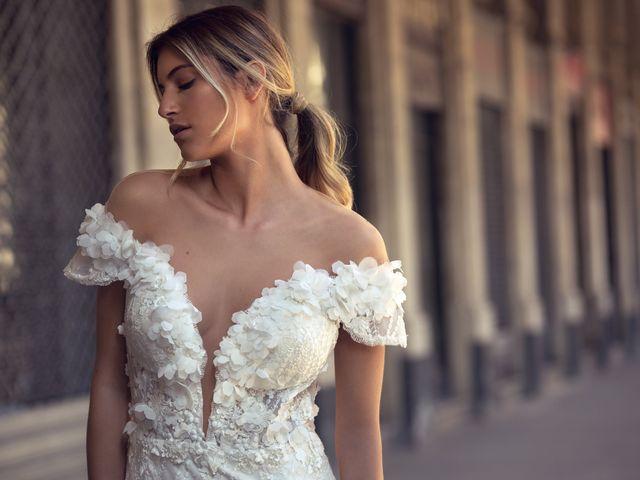 100 robes de mariée épaules dénudées : le décolleté plus que parfait !