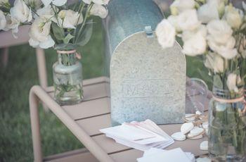 25 urnes de mariage originales