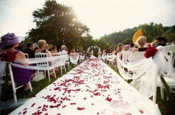 Organiser une cérémonie d'engagement laïque pour son mariage