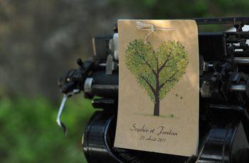 30 faire-part champêtres pour surprendre vos invités