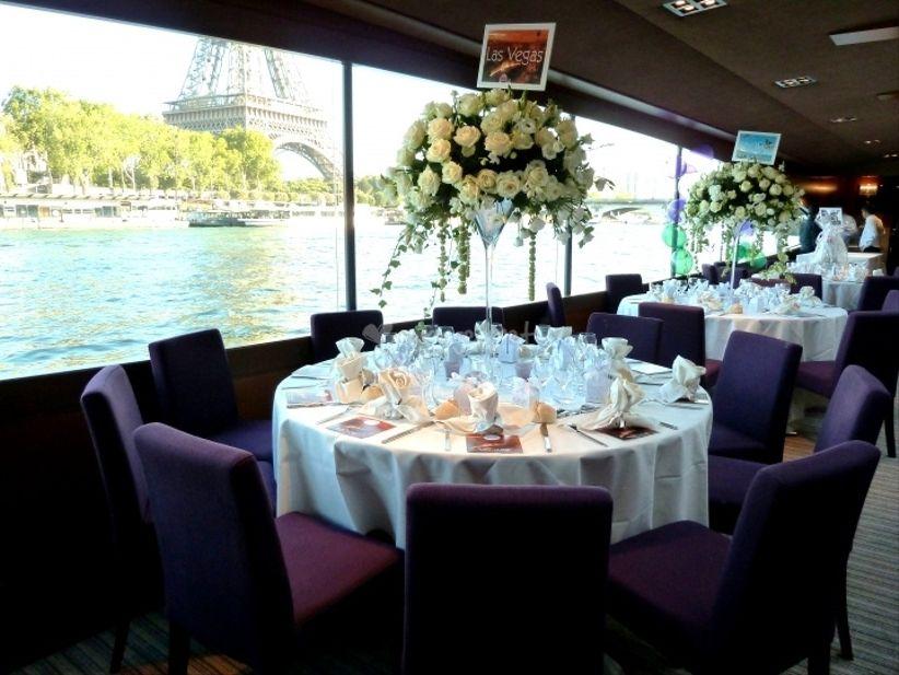 R ception de mariage sur un bateau - Habiter sur une peniche oui cest possible ...