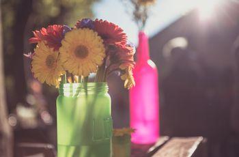 Fluo : 25 bonnes idées pour un mariage haut en couleurs !