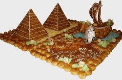 desserts pour un mariage en hiver - Point Mariage Leers