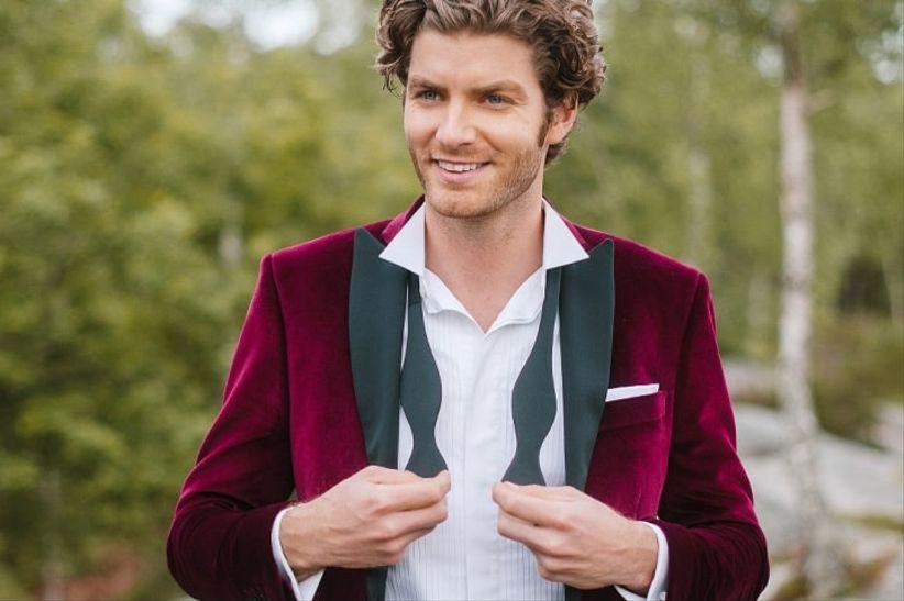 790125cf6ed6 Smoking de mariage   conseils pour bien porter cet élégant costume