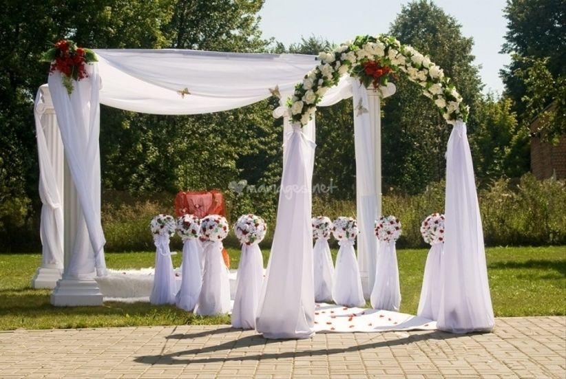Decoration Pour Un Mariage Civil