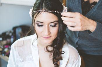 L'art du maquillage libanais pour votre mariage