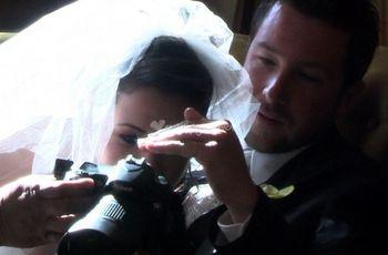 Prêter des caméscopes à vos invités le jour de votre mariage