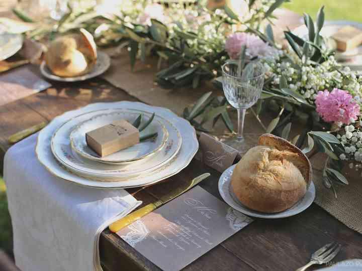 Nos meilleures idées pour un repas de mariage printanier !