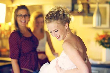 Prendre soin de votre dos pour votre mariage