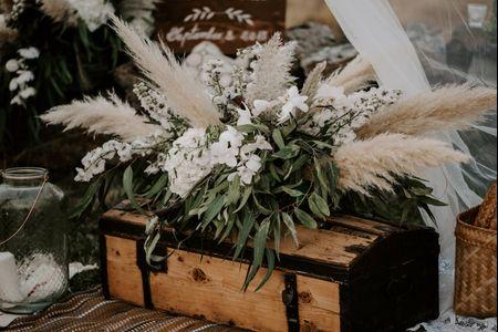 8 idées de fleurs originales pour booster votre décoration de mariage