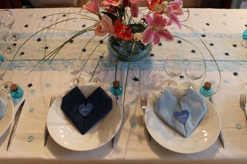 35 Idees De Pliages De Serviettes Pour Votre Mariage