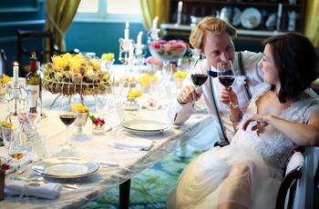 10 conseils pour la dégustation du menu de mariage