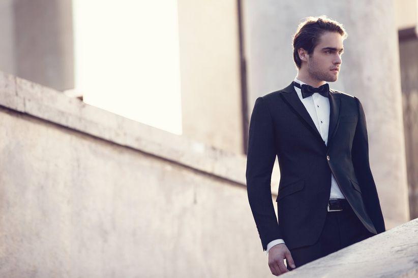Smoking de mariage   conseils pour bien porter cet élégant costume cca35ab66789