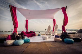 Les indispensables pour une belle décoration de mariage orientale