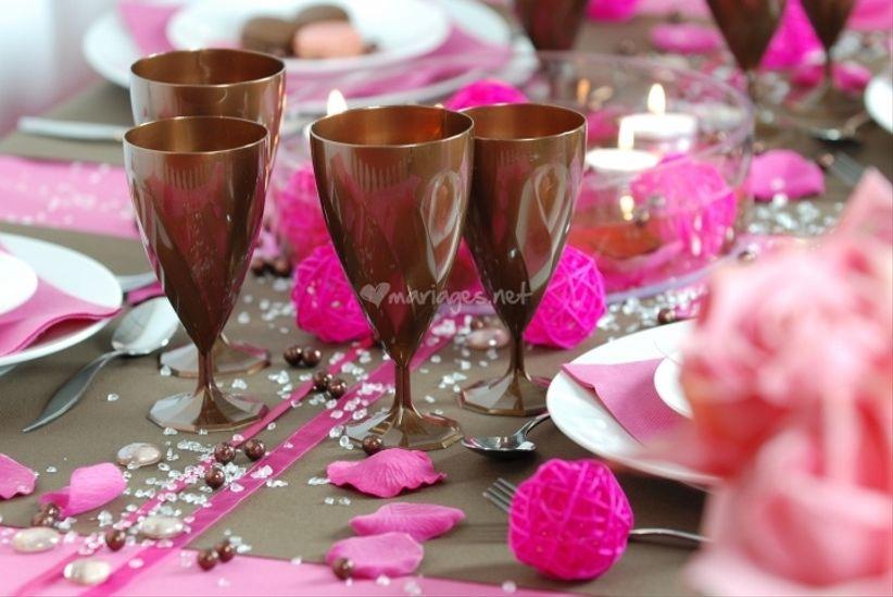 La d coration du vin d honneur for Decoration table vin d honneur