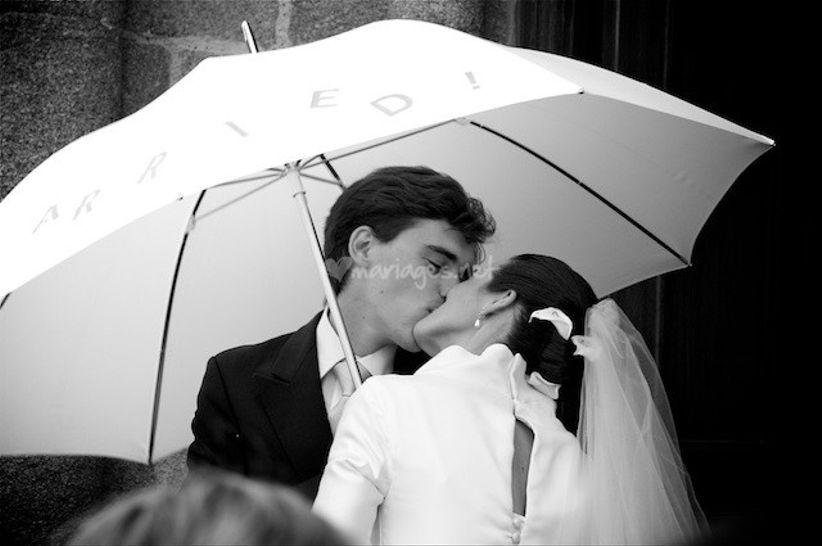 mariage pluvieux mariage heureux - Parapluie Mariage Pluvieux Mariage Heureux